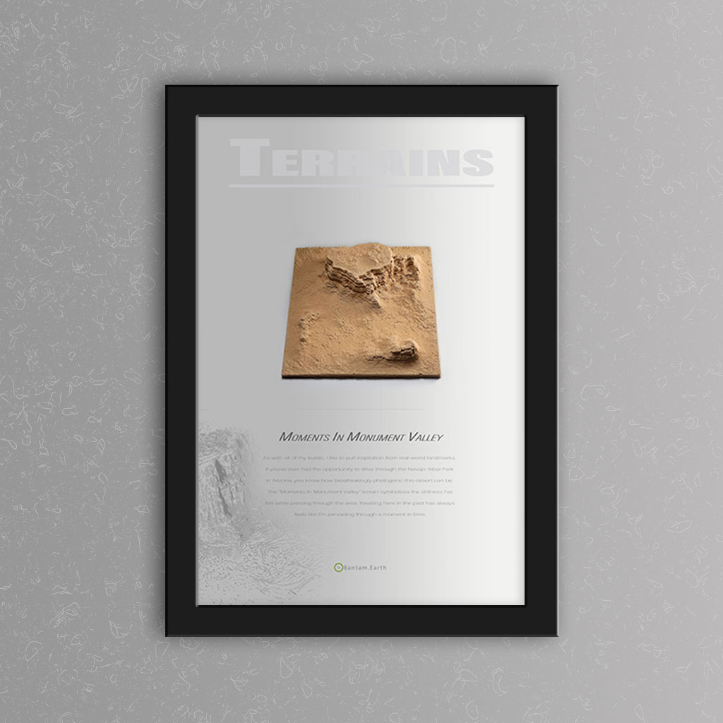 'Moments In Monument Valley' Prototype Print